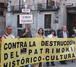 No permitamos la destrucción del patrimonio cultural de la Comunidad de Madrid