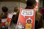 Nuevas movilizaciones en defensa del CP Isabel La Católica