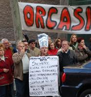 Orcasitas se da cita con responsables de la consejería de Vivienda