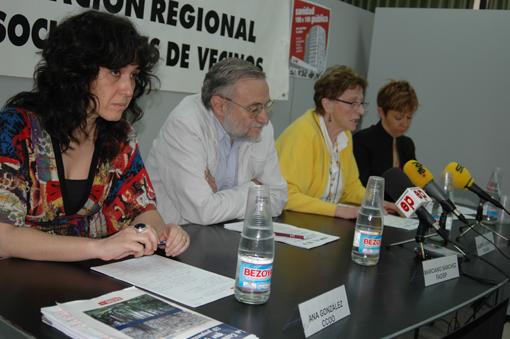 Organizaciones ciudadanas, profesionales y sindicales presentan una batería de propuestas para hacer frente al deterioro de la sanidad pública
