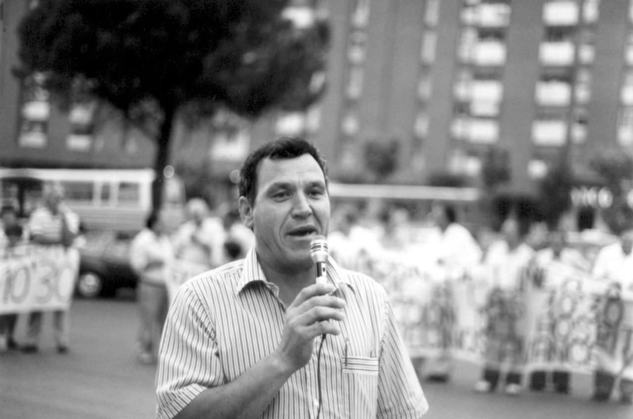 Prisciliano Castro, Premio Ciudadano 2006