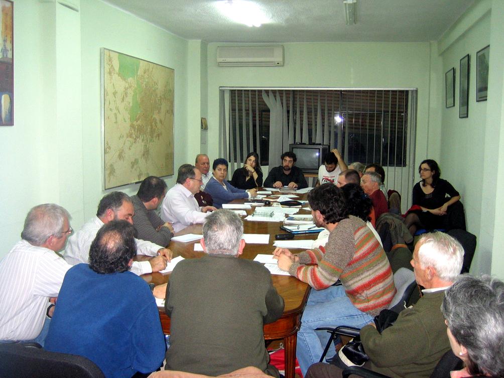 Reactivamos la comisión de Antenas de Telefonía Móvil