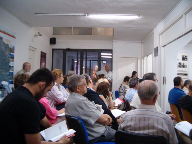 Resolución de la Asamblea de la FRAVM en relación a las mesas de diálogo y convivencia distritales