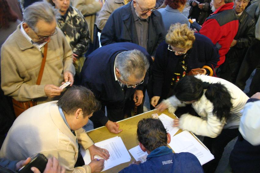 San Blas convence a la Comunidad de Madrid