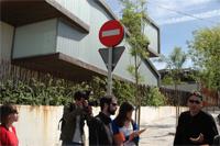 Un recorrido por la Hortaleza de las irregularidades urbanísticas