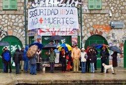 Zarzalejo exige medidas de seguridad para evitar más muertes por el paso del tren