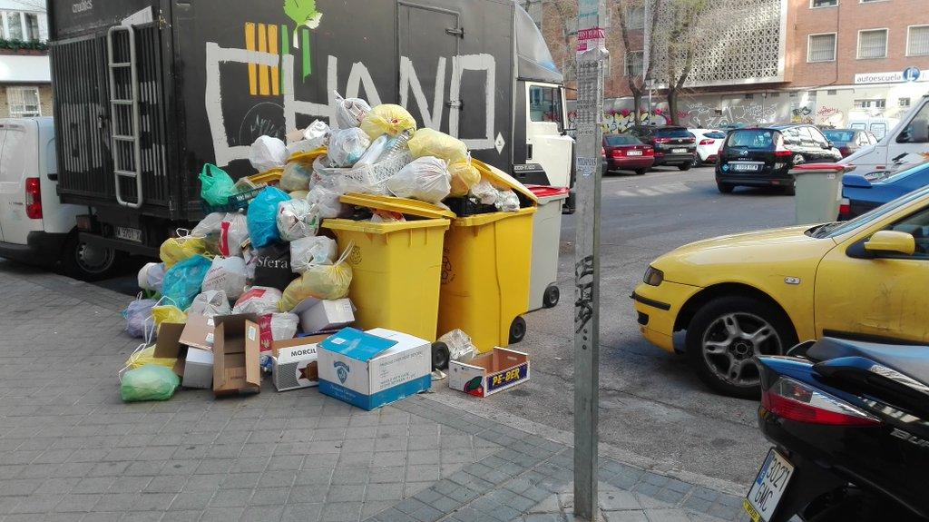Limpieza en Madrid: hay que poner fin a los contratos integrales