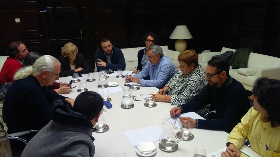 """Las asociaciones de Villaverde piden al Ayuntamiento y a la Comunidad la creación de una mesa común para ejecutar sus """"200 medidas"""""""