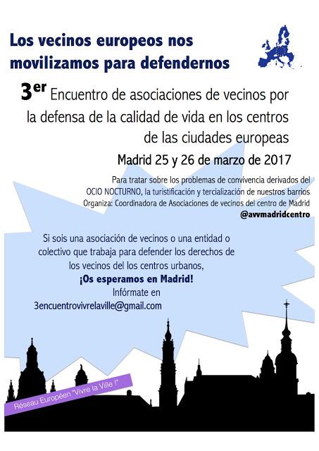 III Encuentro Europeo centros históricos