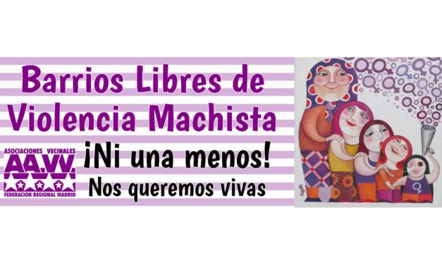 Este 8 de Marzo, #NosotrasParamosMadrid