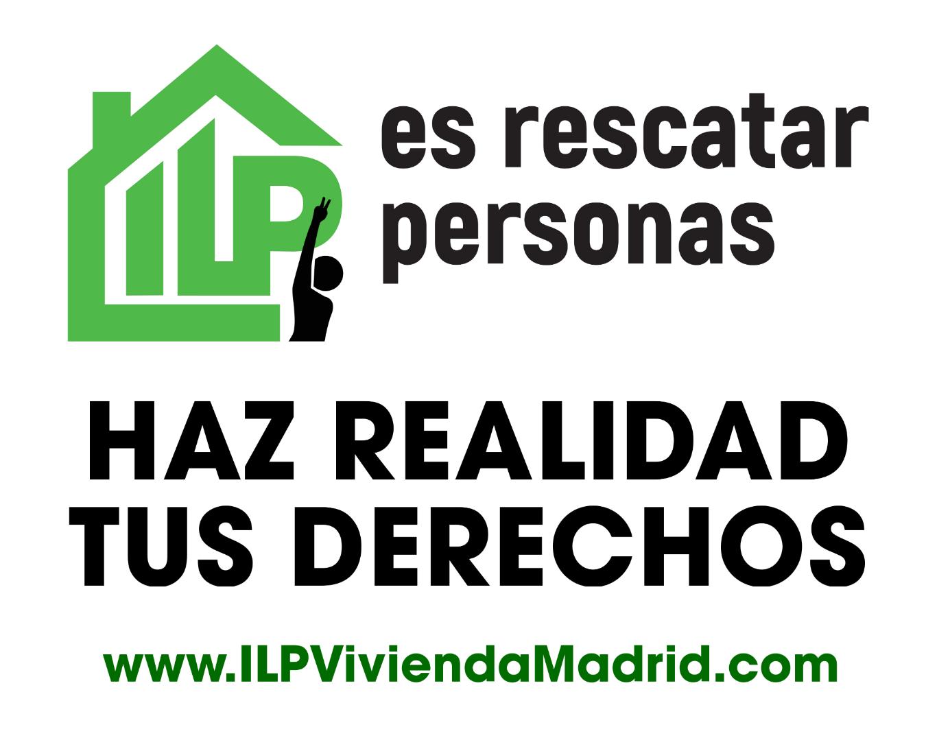 11-M, Km 0: arranca la recogida de firmas por una ley que garantice el derecho a la vivienda