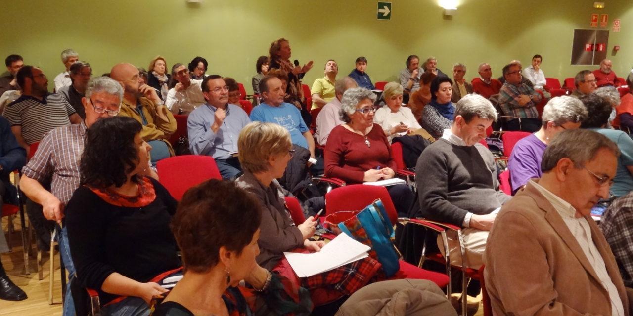 Las asociaciones vecinales madrileñas eligen su equipo directivo para los próximos tres años