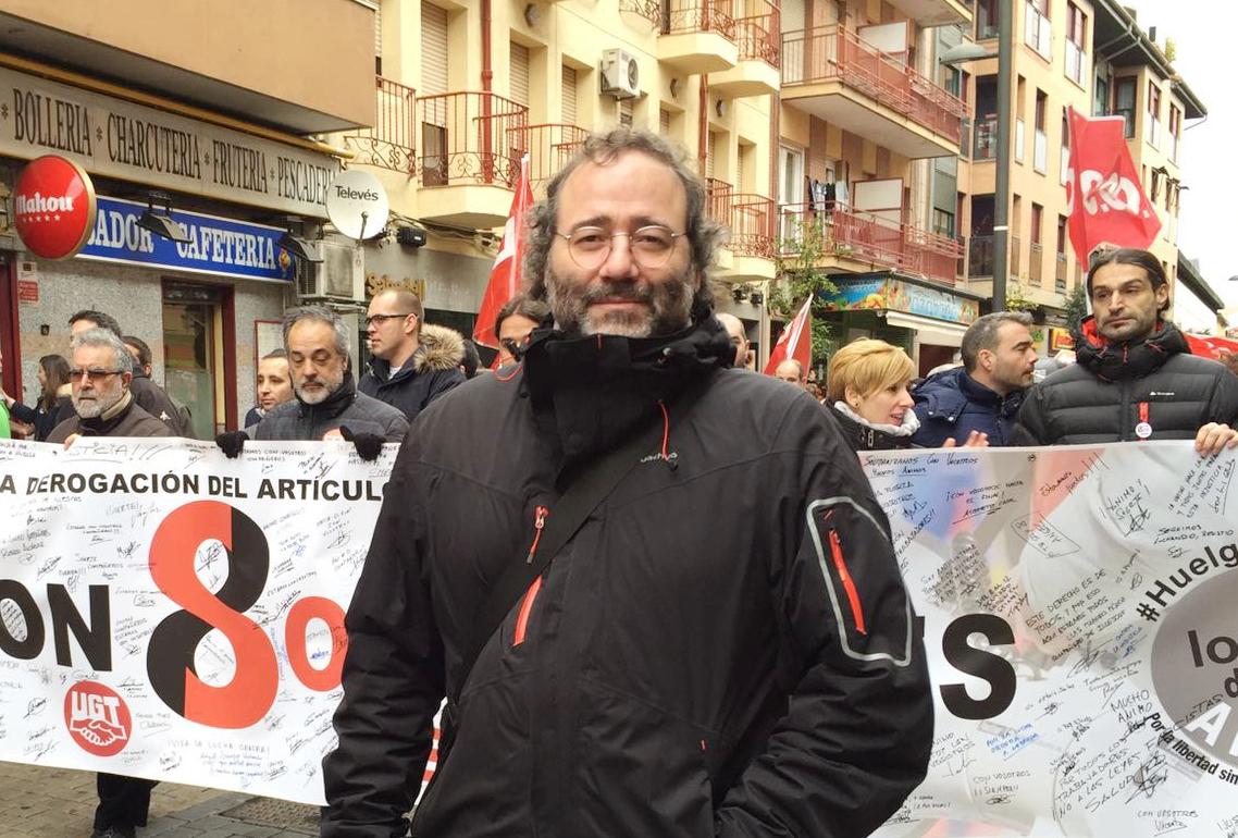 Quique Villalobos, reelegido presidente de la FRAVM