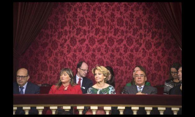 La FRAVM pide la dimisión inmediata de Esperanza Aguirre de todos sus cargos públicos
