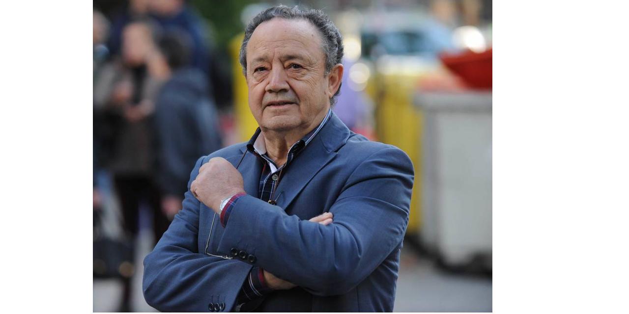 Homenaje a Paco Caño en el parque de Hortaleza que lleva su nombre