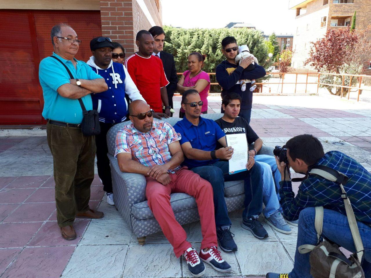 """La AV de Majadahonda pide al Ayuntamiento que se implique en la paralización del desalojo de las """"casas rojas"""""""