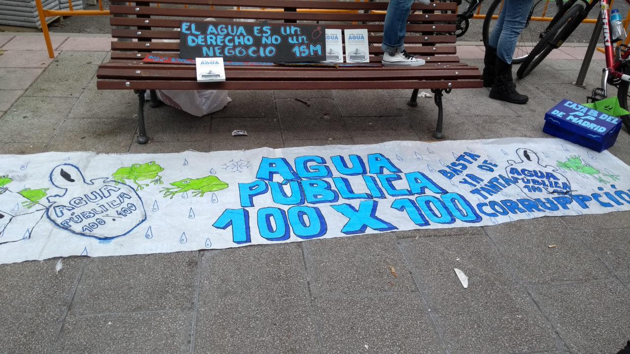 Pongamos freno al ataque del gobierno de Rajoy a la autonomía local y las remunicipalizaciones