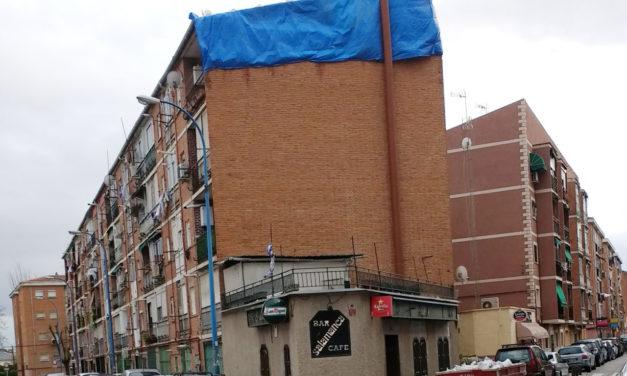 Las asociaciones vecinales de los barrios antiguos de Leganés demandan más dinero para rehabilitación