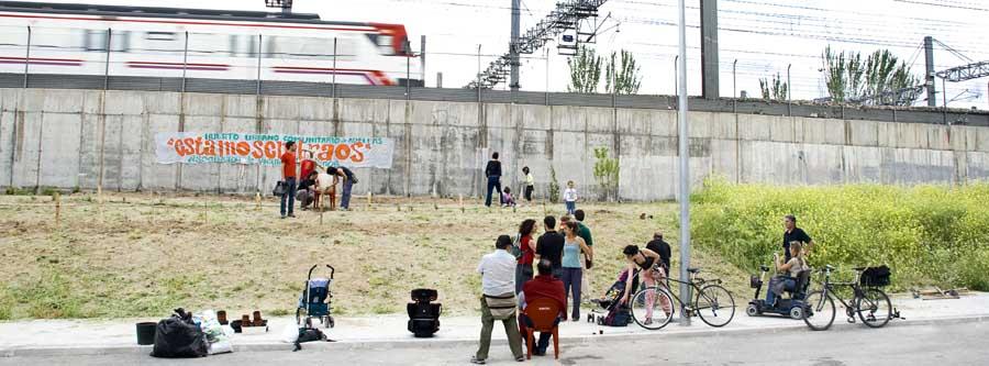 Acuerdo histórico con ADIF para reducir el ruido ferroviario en el distrito de Retiro