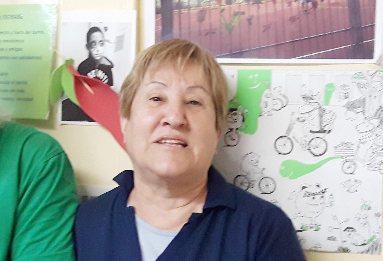 Homenaje a Carmen González, la Guerrillera vecinal de Alto de San Isidro