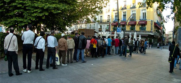 Por una ley que acabe con el hambre en la Comunidad de Madrid