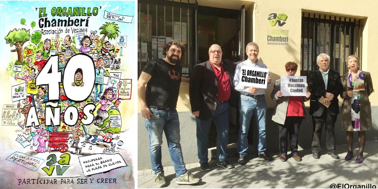 El Organillo: 40 años de lucha vecinal en Chamberí