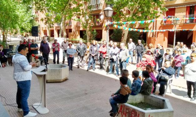 El Alto de San Isidro recuerda a su guerrillera vecinal, Carmen González