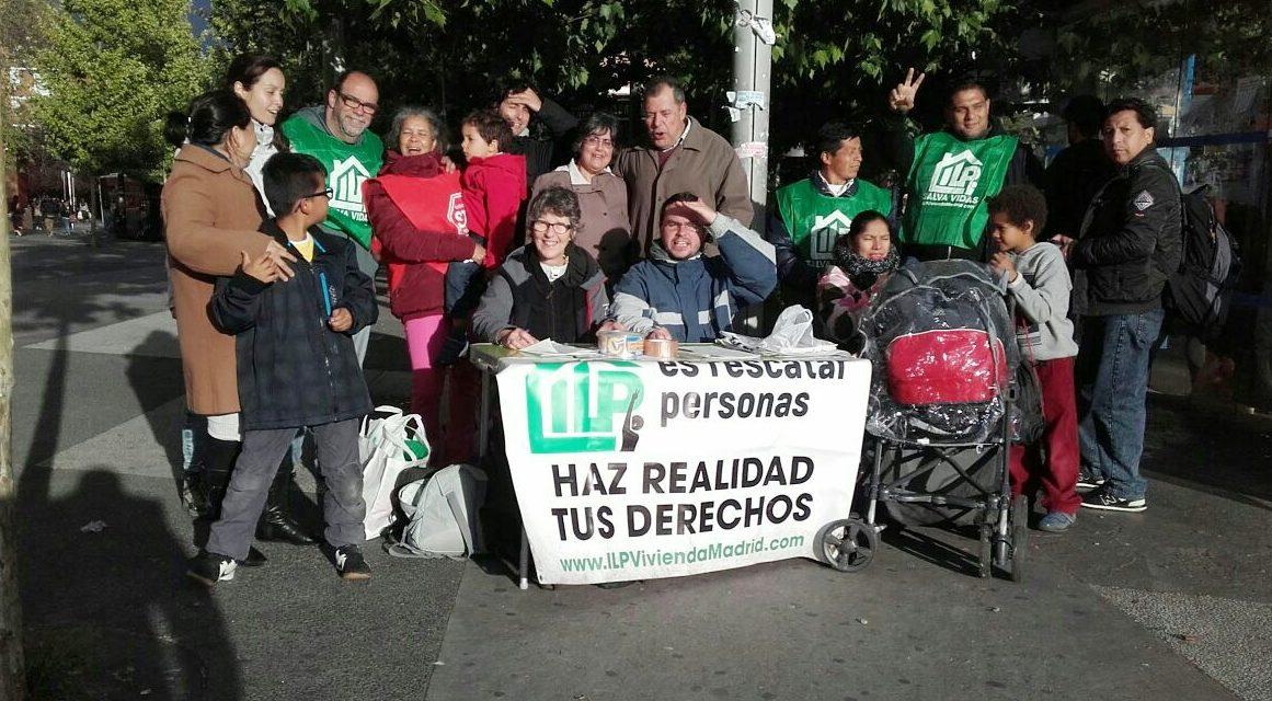 ILP de Vivienda: tras conseguir las 50.000 firmas, vamos a por las 60.000