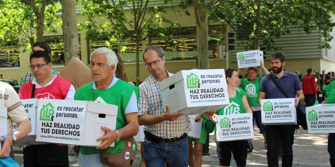 76.773 razones para aprobar una ley regional que garantice el derecho a la vivienda