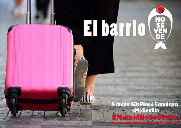 El 6 de mayo Madrid se mueve