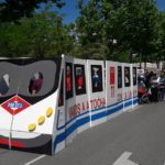 Marcha desde Plaza Elíptica a Atocha para reclamar la prolongación de la línea 11 de Metro