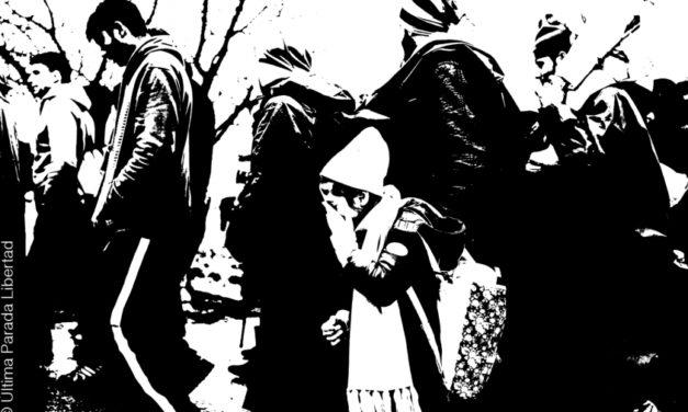 17-J: todas a la calle en defensa de la acogida a las personas refugiadas