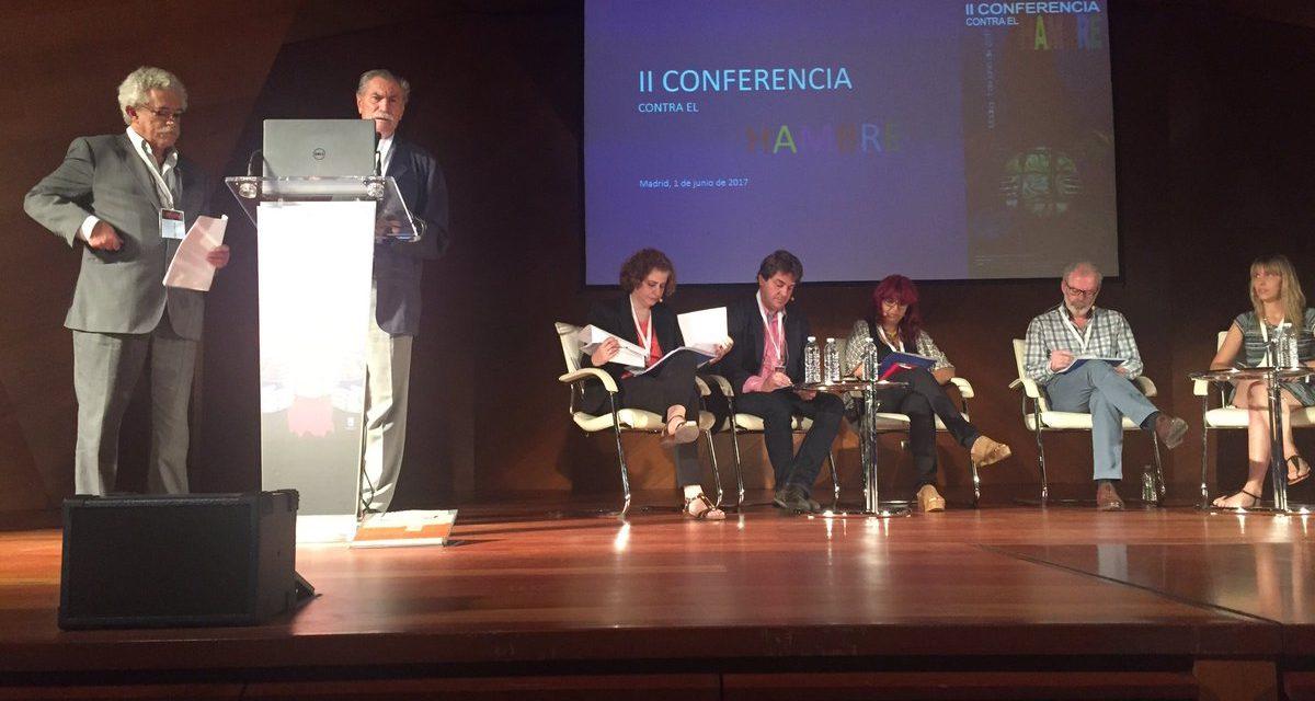 Madrid, Fuenlabrada, San Fernando, Móstoles y Getafe presentarán en la Asamblea una iniciativa para garantizar el derecho a la alimentación