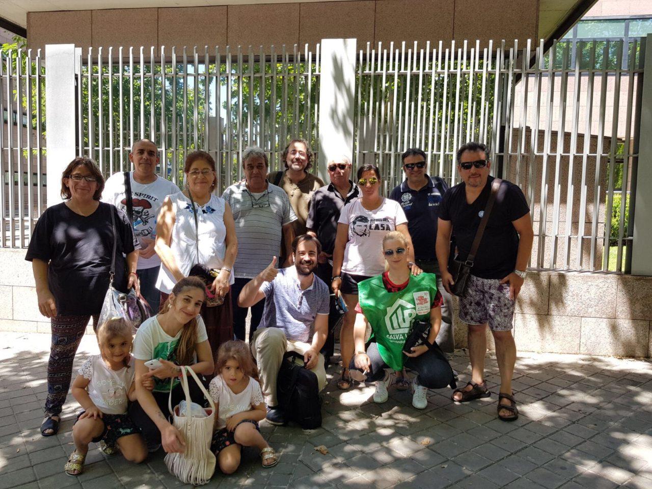 ILP por el derecho a la vivienda: próxima estación, el pleno de la Asamblea de Madrid