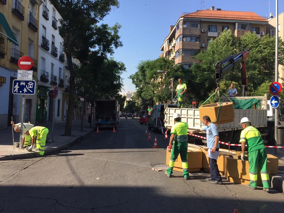 La av el organillo rechaza las actuaciones del proyecto - Zona chamberi madrid ...