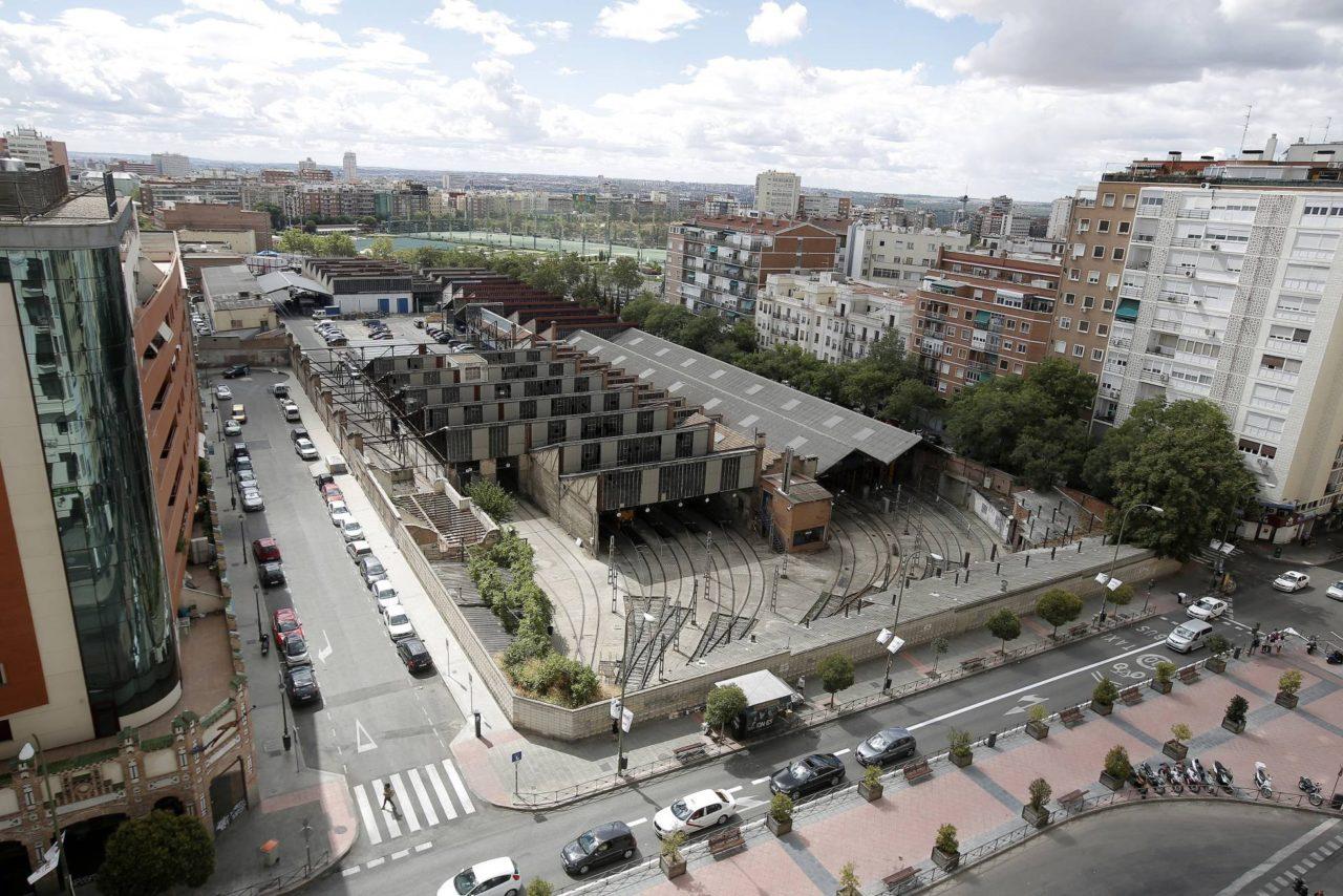 Colectivos vecinales, ecologistas y de defensa del patrimonio piden más transparencia en la Operación Cocheras de Cuatro Caminos