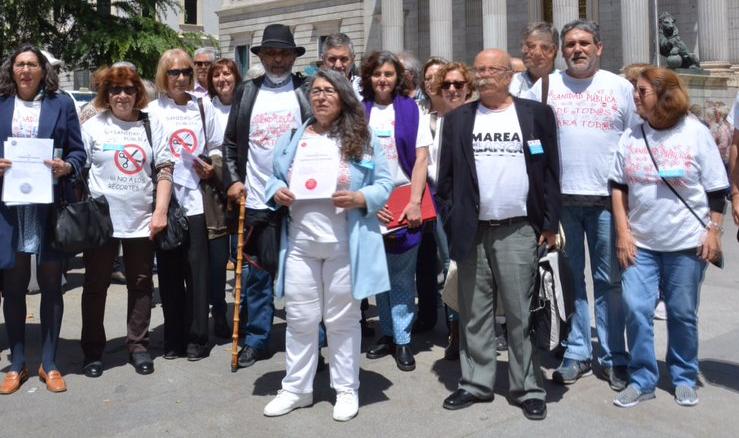 Las propuestas para frenar el deterioro de la sanidad pública llegan a la Asamblea