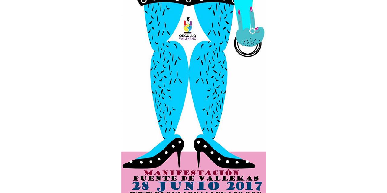 Vallecas sale a la calle el 28J para reivindicar un Orgullo más inclusivo y cercano a la ciudadanía