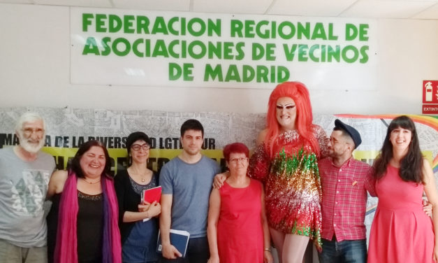 """Orgullo 2017: """"tras conquistar el Centro, ahora toca expandirse a la periferia"""""""