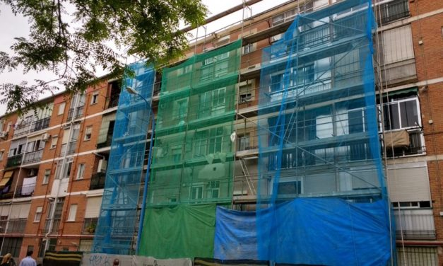 Las AAVV de San Nicasio y Barrio Centro de Leganés piden dos millones de euros en ayudas a la rehabilitación de viviendas para 2017