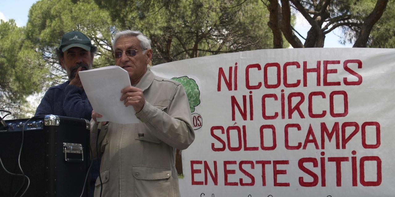 Aplaudimos el cierre del tráfico de paso en la Casa de Campo, una demanda ciudadana histórica