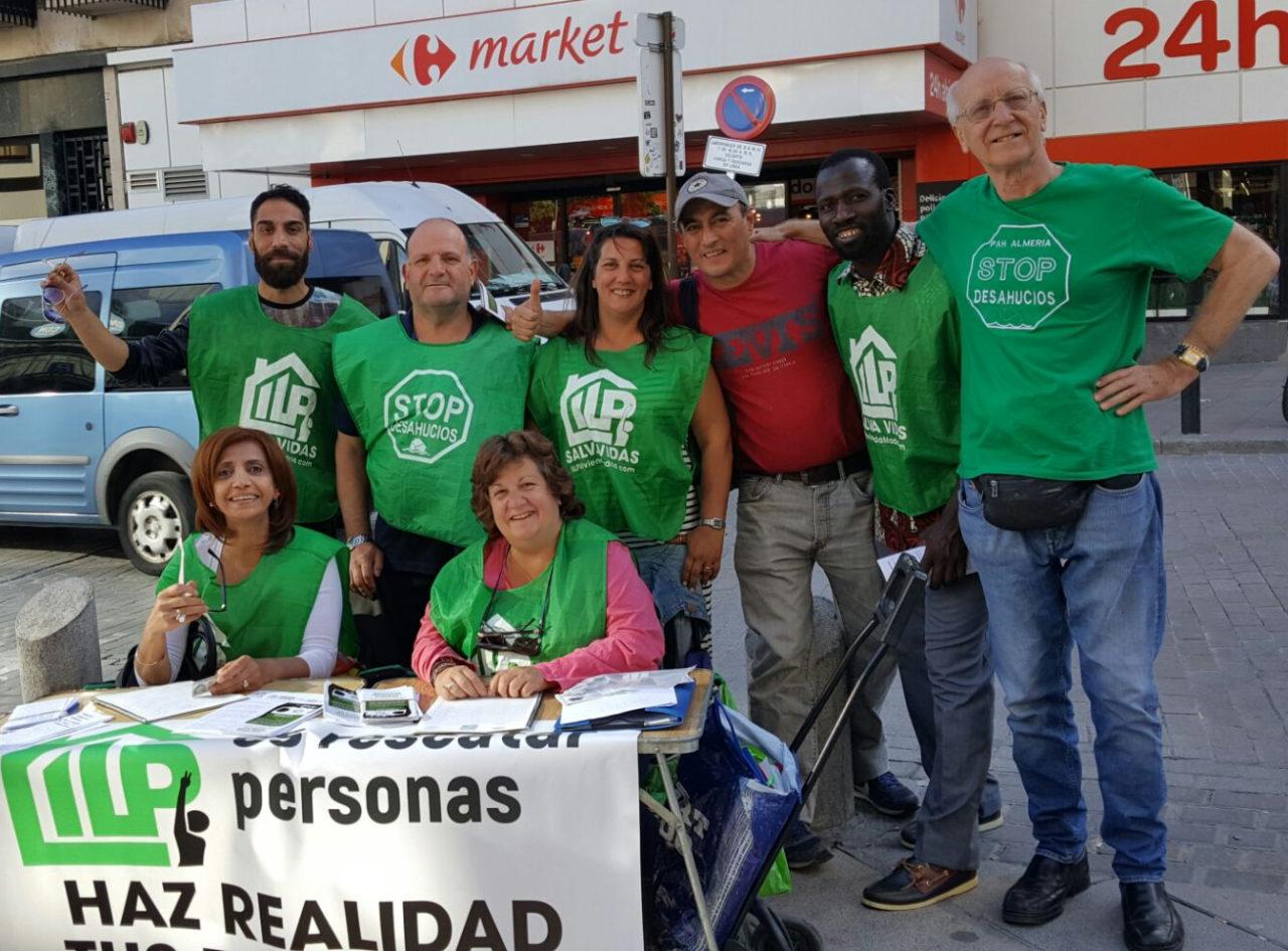 169 personas hacen posible el éxito del crowdfunding de la ILP de vivienda: ¡gracias!