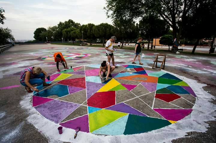 San Nicasio (Leganés): arte y participación vecinal para hacer barrio