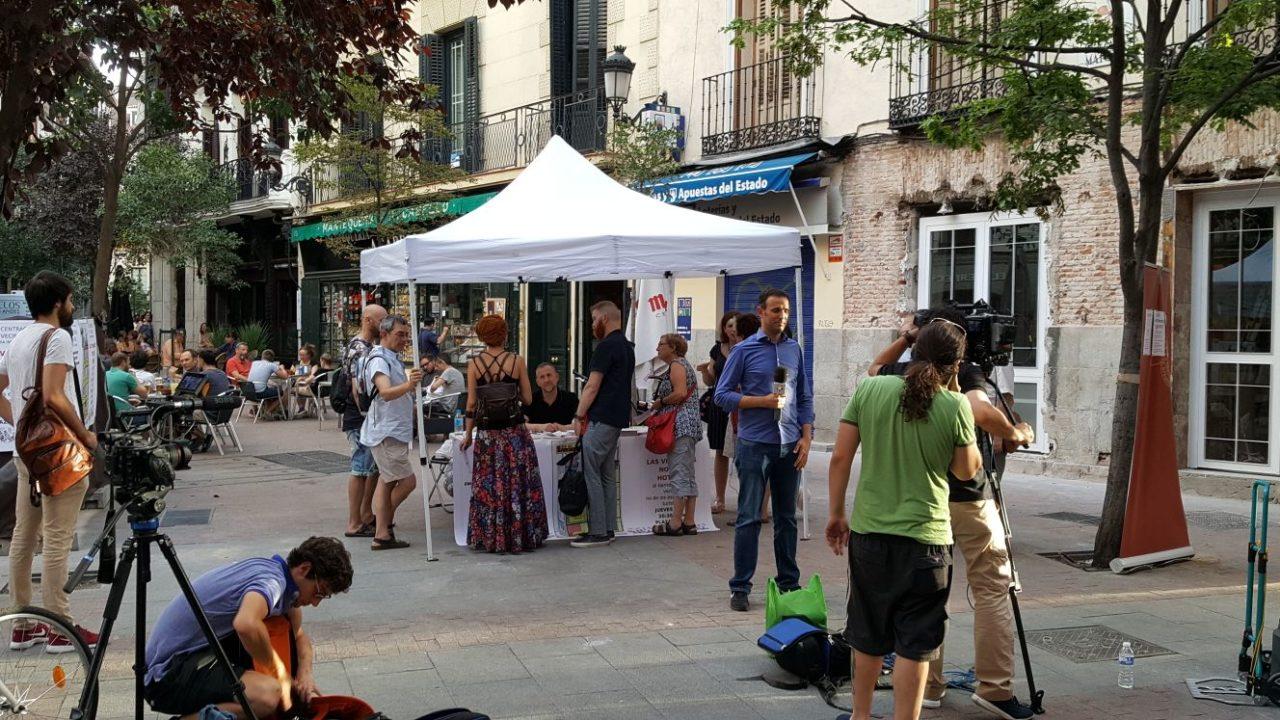 La AV de Las Letras solicita al Ayuntamiento la clausura inmediata de 250 viviendas turísticas