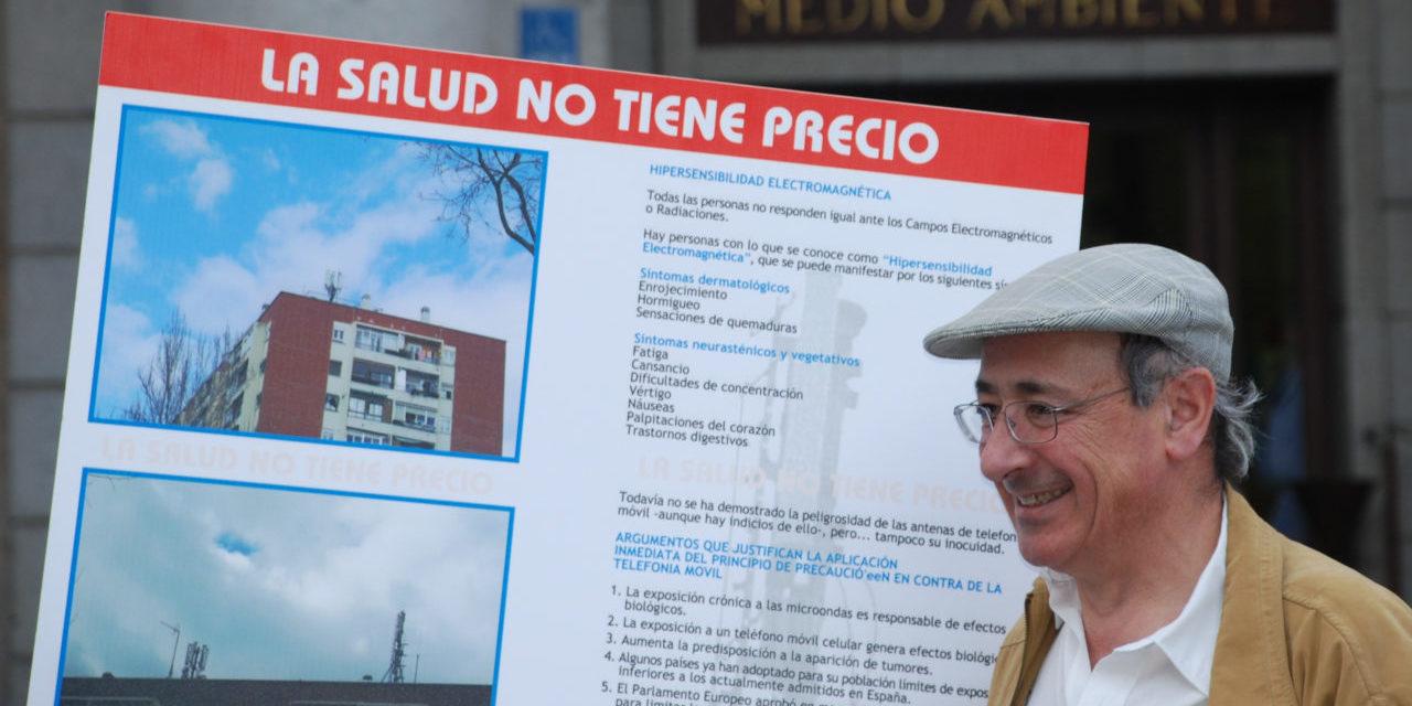 El Ayuntamiento de Madrid desoye las recomendaciones ciudadanas sobre contaminación electromagnética