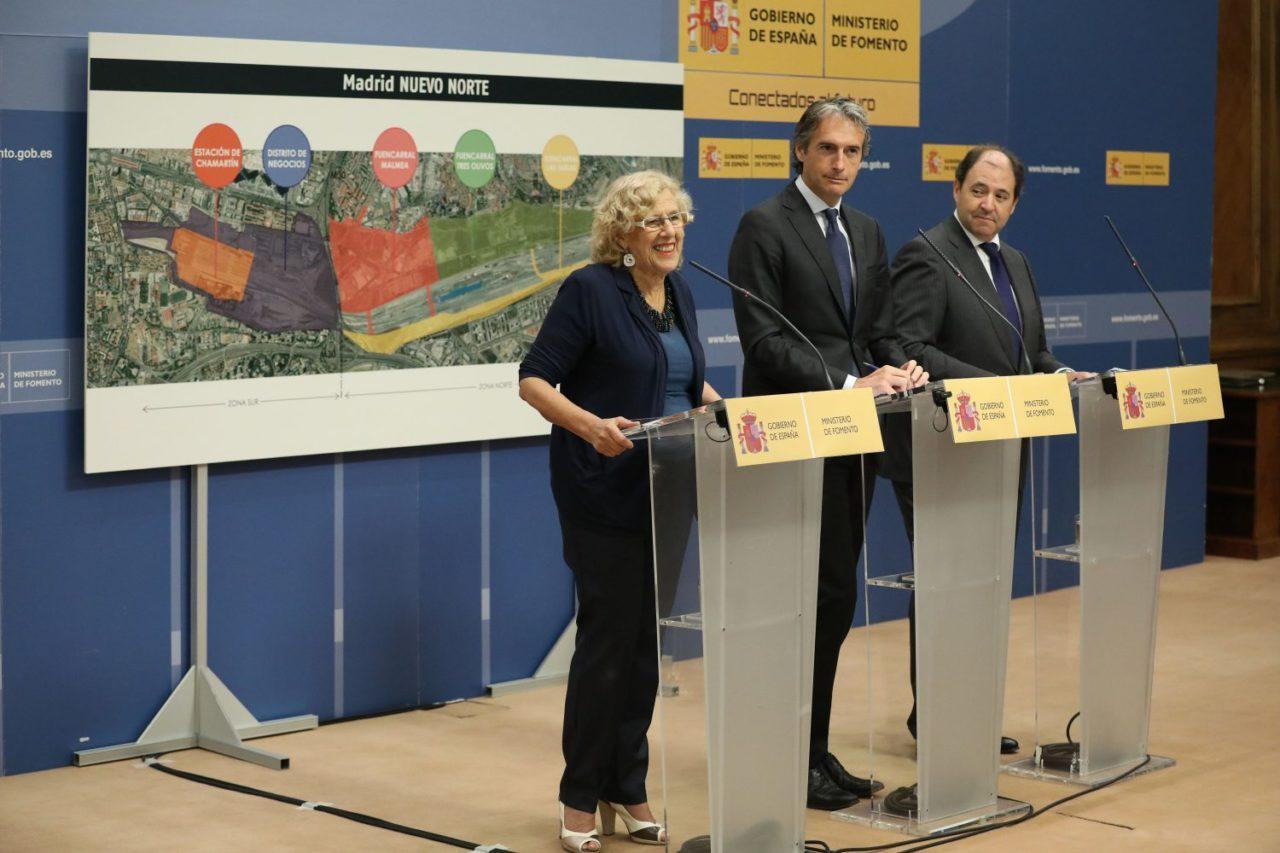 ¿Por qué no nos gusta la operación Madrid Nuevo Norte?