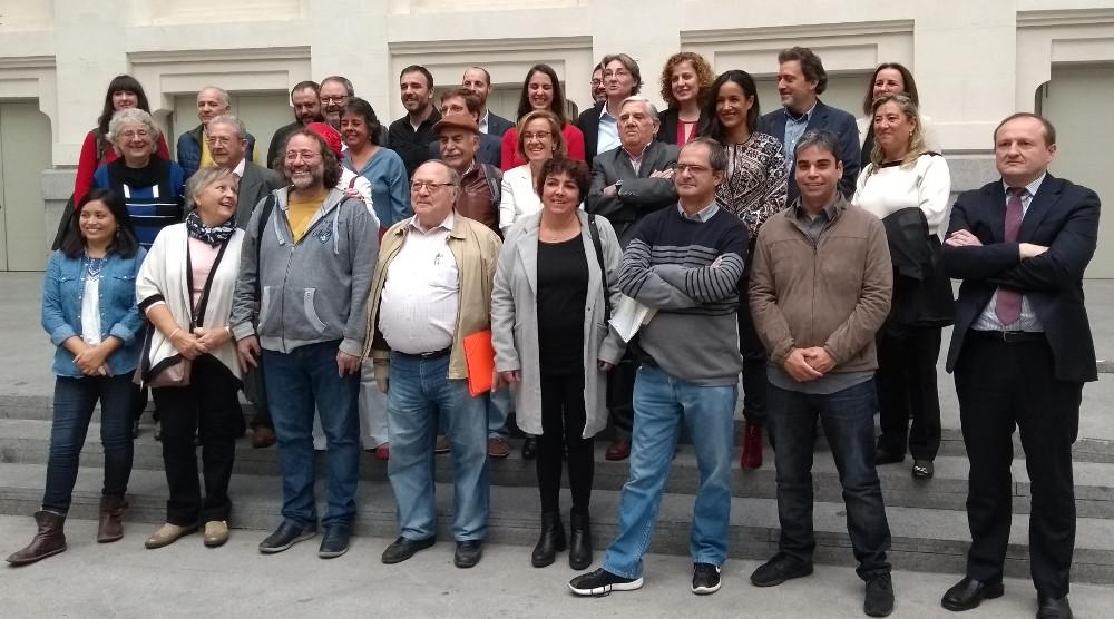 """El Ayuntamiento de Madrid agradece la labor """"constructiva y rigurosa"""" de la FRAVM en su 40 aniversario"""