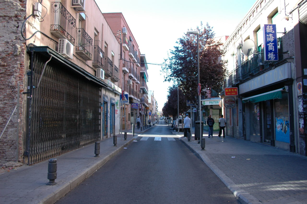 El Puente de Vallecas se moviliza ante la alarmante degradación del barrio
