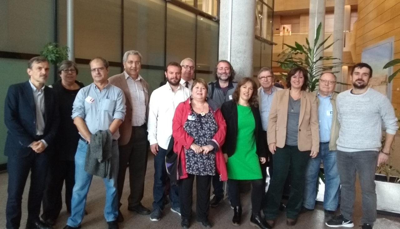 """La Asamblea de Madrid reconoce el papel """"constructivo y responsable"""" de la FRAVM el día en que cumple 40 años"""