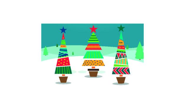 """La Navidad alumbra en el barrio de Quintana """"La Quinta de los Abetos"""""""